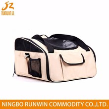 Welcome OEM/ODM High Quality car pet bag carrier