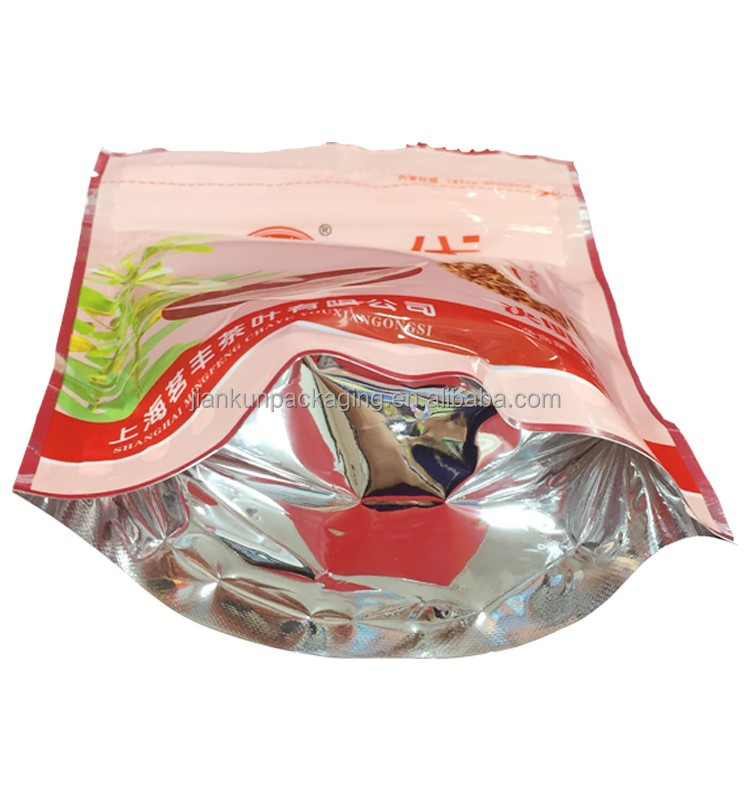 High quality disposable Stand up pouches