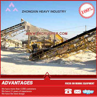 250 TPH Rock Quarry Plant for Sale