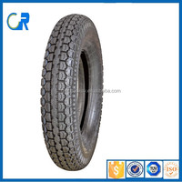 China Factory Made High Quality Tyres Motorcycle Used Tyre 3.50-10