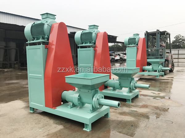 High quality rice husk briquette maker