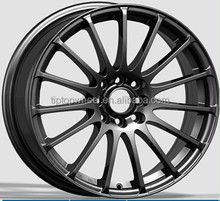 New style racing alloy wheels 2015 Hot sell 14 15 16 17 18 19 inch new designs wheel rims
