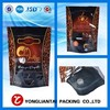 BSCI food grade custom printed recycle coffee bean packaging bags for sale