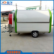 2015 Chinese hot selling! conveniently-used YG-LC-02S mobile new concession trailers for sale