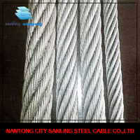 8*19S+IWR Elevator Steel Wire Rope