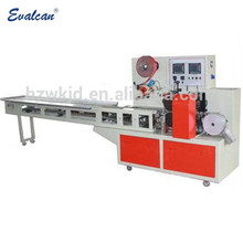 Automatic Pillow Flat Lollipop Candy Packing Machine