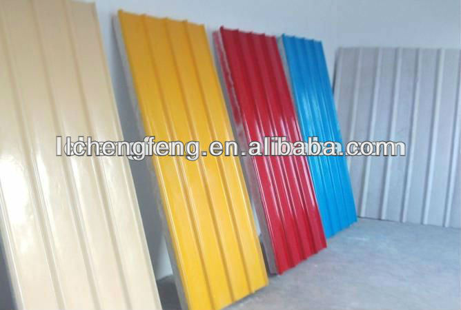 Steel Roofing Sheet for Green House