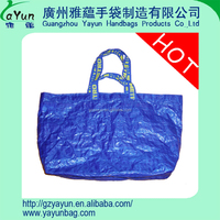 pp unwoven wholesale brand name custom made bag china