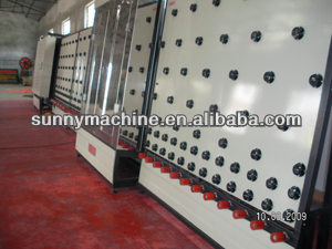 Automatic Vertical Hollow Glass Production Line/Insulating Glass Machine