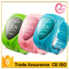 New smart long battery life kid GPS watch tracker child sos watch for kids with sos button