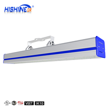 High efficiency 175LM/w 200W led linear high bay fixture ip65