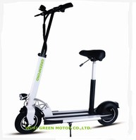 portable electric scooter with lithium battery mobility