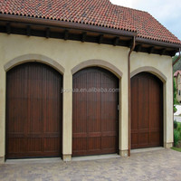 American Rustic classical antique auto garage door