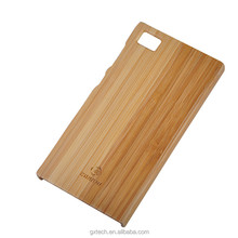 Blank Wooden Case Bamboo Case Mobile Phone Shell / Accessories For Xiaomi 3 Mi3 M3 m 3 xiomi