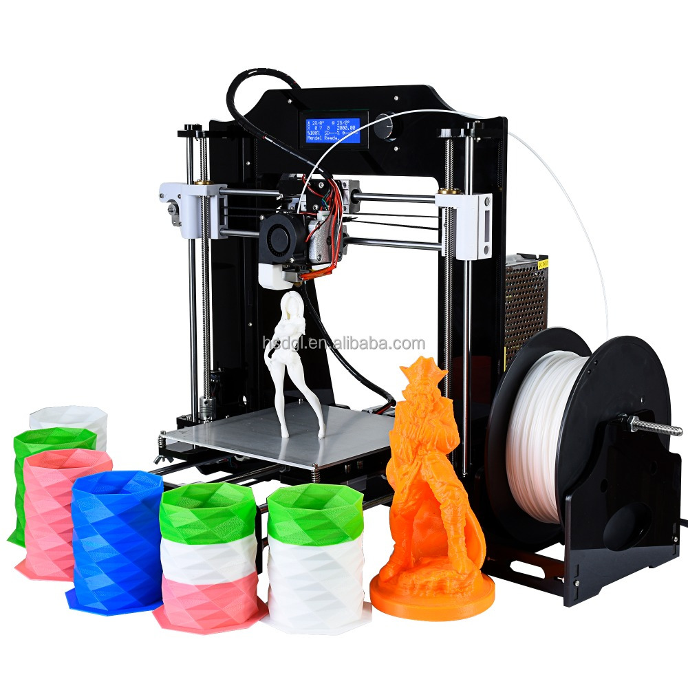 Printing size 20*200*180mm new arrival desktop diy 3d printers wholesale FDM object diy 3d printers made in China printer 3d kit
