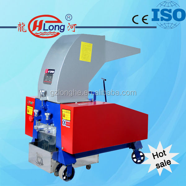waste plastic films strong crusher in hot sale