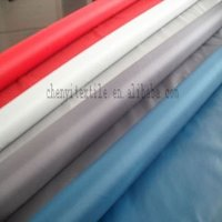 Polyester 190T reflective tent fabric lightweight