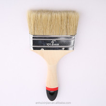 The countries of the Middle East hot sale camel hair paint <strong>brushes</strong> with plastic handle