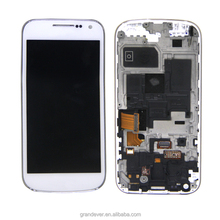 Test one by one replacement lcd touch screen lcd display for samsung galaxy s4 mini