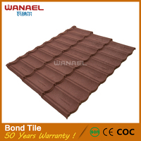 Factory Directly Selling Energy Saving Stone Coated Metal Thin Film Flexible Roofing Solar Panel