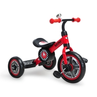 Three wheels 10 inch metal frame children tricycle