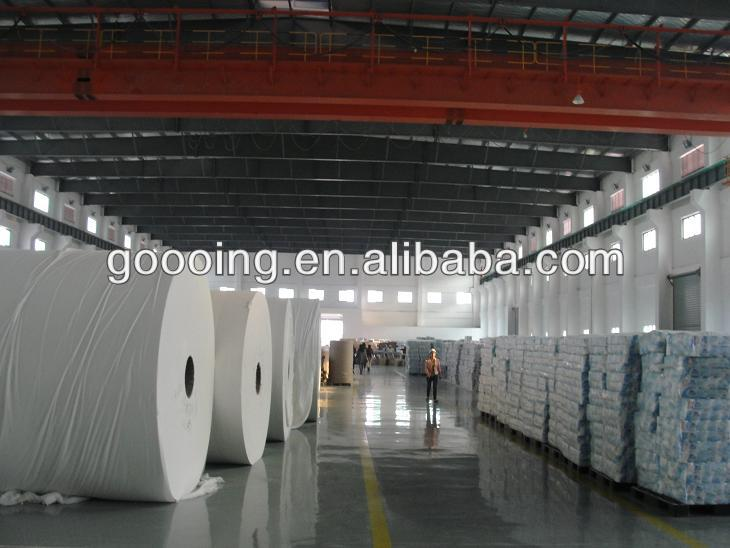jumbo roll tissue paper for diaper making/carrier tissue