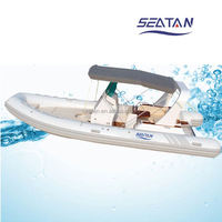 zebec inflatable boat with CE made in China