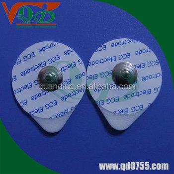cheap disposable ECG electrode for adult