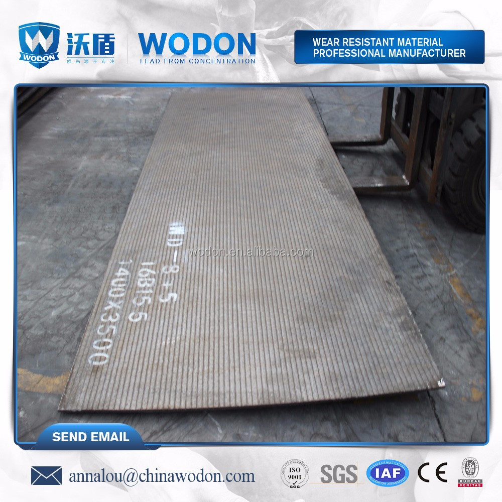 high durable alloy wear resistant plate