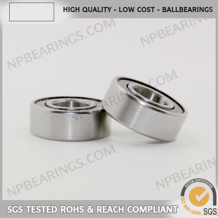 High Peformance miniature bearing trade numbers