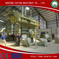 Double Chamber Hydraulic Cotton Baler Machine