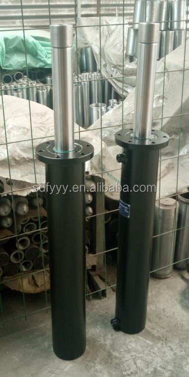 FACTORY DIRECT SALES double-acting piston hydraulic cylinders for press machine, Shandong Fuyang
