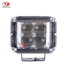 New Arrival side shooter For Jeep,Motorcycle,Truck,Forklift with 2Inch 20+12W Spot Beam work light