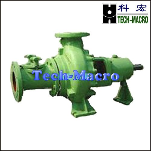 Centrifugal water pumps for sewage water treatment plant