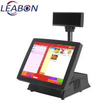 "15"" 17 inch english software android POS terminal system"