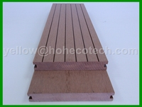 With clips composite decking for boat floor