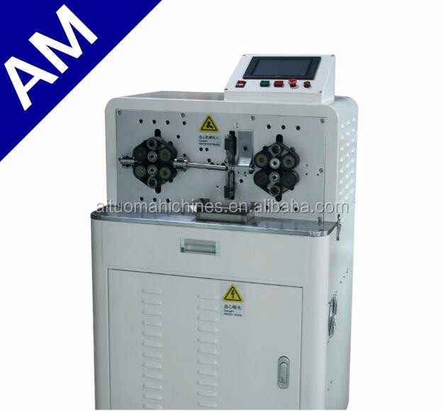 AM611 stripping machine for multi core cable Round Jacket Cable Cut Strip machine