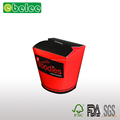 Red Noodle Boxed Round Food Boxes/Container/Food Packaging Boxes