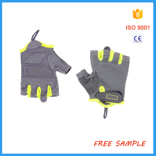 Non-Slip Gloves Men's Women's Sportswear Breathable Mesh Cycling Riding Short Half Finger Bike Bicycle Gloves