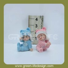 Wholesale Unique small baby figurine craft for sale