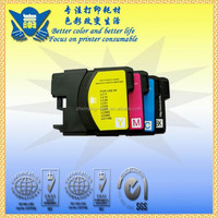 Compatible Ink Cartridge suitable for Brother LC985 lc39 , used in DCP-J125/DCP-J315W/DCP-J515W/MFC-J220/MFC-J265W