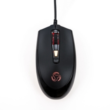Mini Computer Drivers 2000DPI 3D USB Optical Gaming Mouse G600