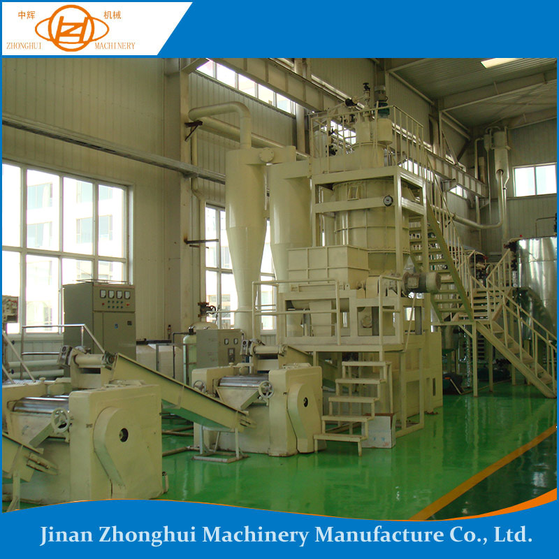 China supplier fully auto 3000-3500 kg/hr soap laundry making line