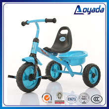 Hot sale plastic kids pedal car / kids pedal tricycle / mini pedal trike