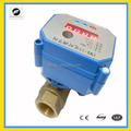 2way Normally Open solenoid electric timer Valve With Timer DC 9-24Vvolt electric valve