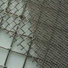 Anping factory flexible metal mesh fabric