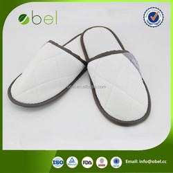 eco-friendly cleaning hotel personalized house slippers