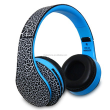Newest Shenzhen Telephone Headset STN-12 Wireless Stereo Bluetooth Computer Headset Headphone with Mic SD Card TF Music MP3 FM