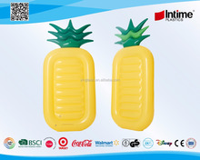 inflatable floating pineapple ,inflatable pineapple mattress