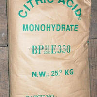 Bulk Food Additive Citric Acid